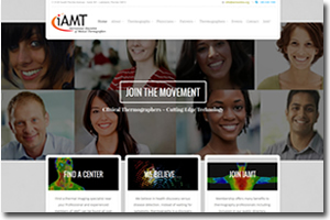 Website Design Lakeland FL - IAMT