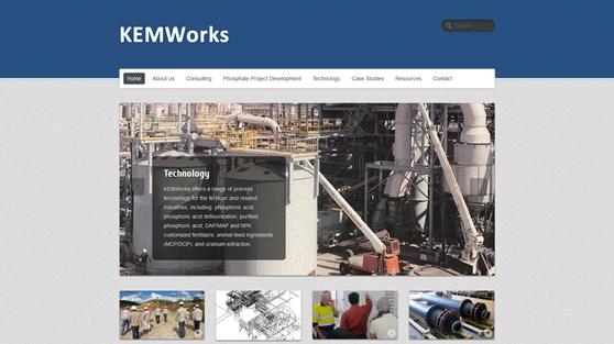 Website Design Lakeland FL - KEMWorks