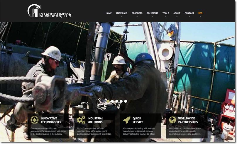 Web Design | Website for PM in Lakeland FL